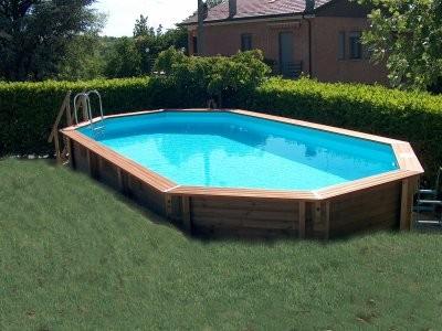 Idea piscina esterna per il giardino professionisti online for Piscine da giardino