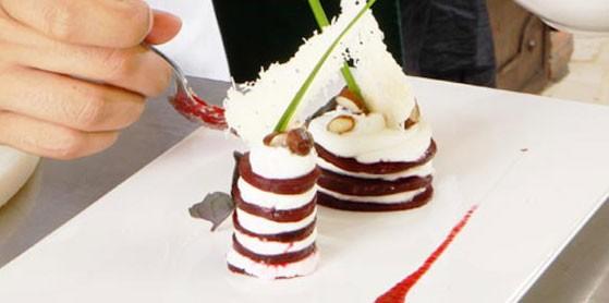 Imparare a cucinare da uno chef executive navigando in rete for Cucinare da chef